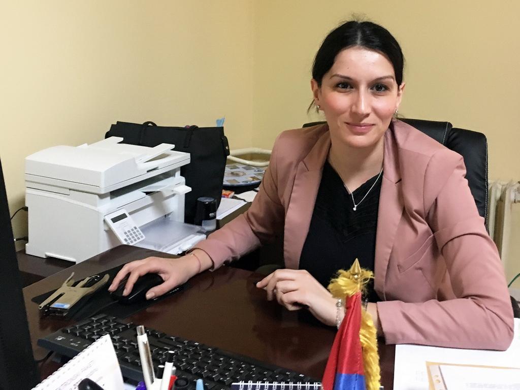 Јелена Баљковић - Начелница за финансије и буџет