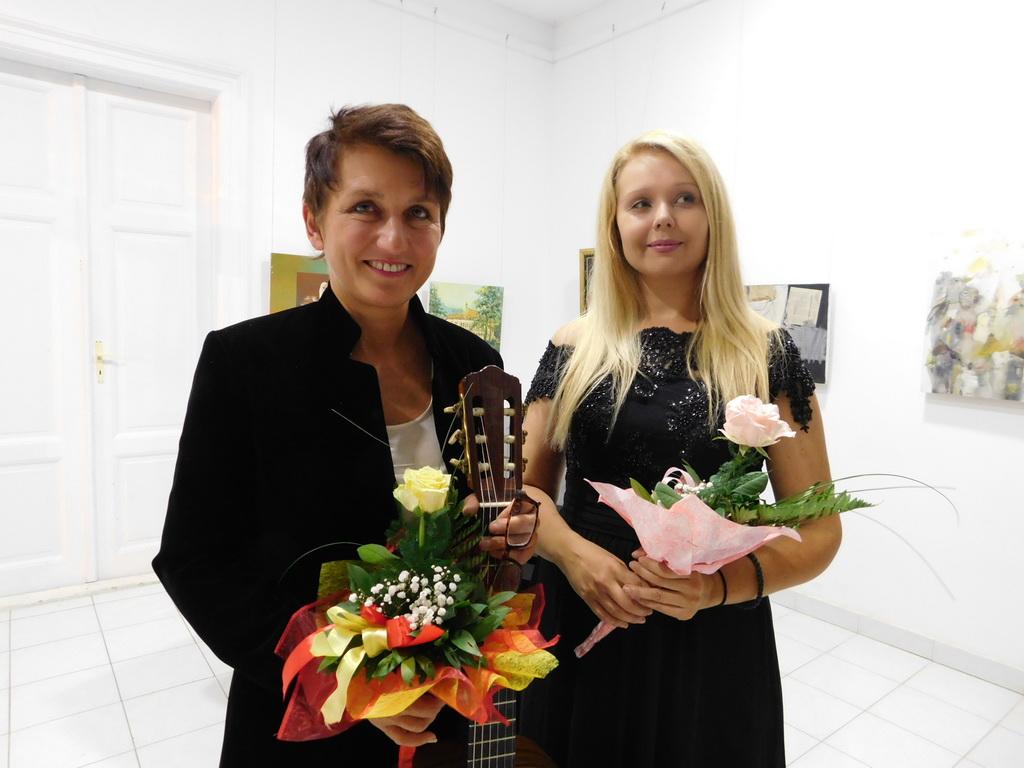 Maja Le Ru i Tanja Andrijic1